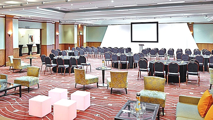 European Suite 2 **This is a Space designed with conferences in mind**