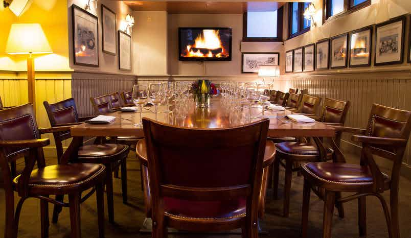 Private Dining Room, London Steakhouse Co - City