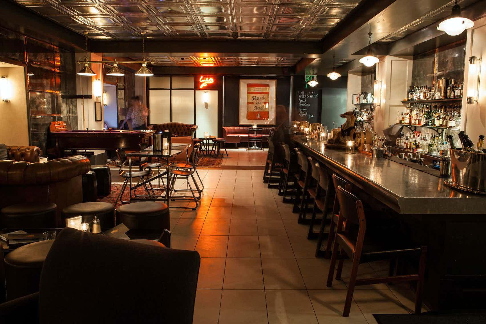 Mark's Bar, HIX Soho