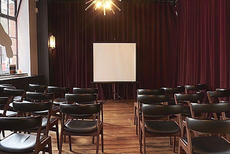 The Bull Room **In the long list of venues London has to offer, The Bull Room at Hixter Bankside boasts a versatile choice**  The Bull Room is a bright and airy Space that can be hired for a range of different co