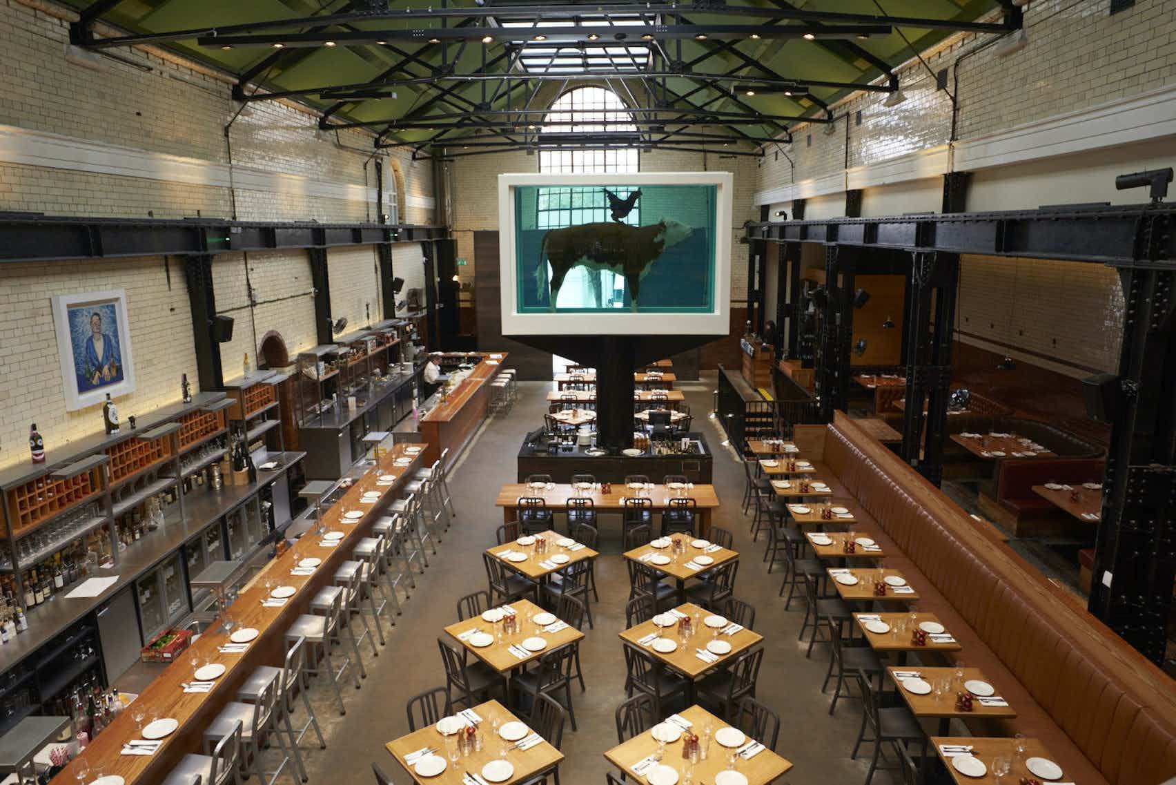 Exclusive hire, Tramshed