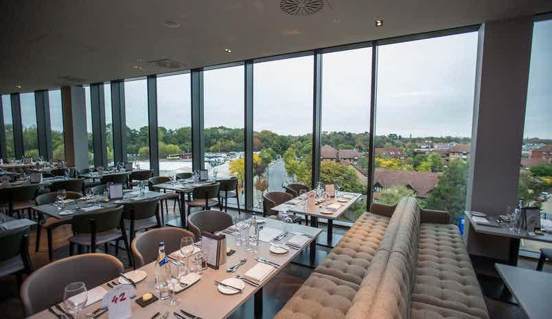 The Clubhouse Restaurant, Twickenham Stadium