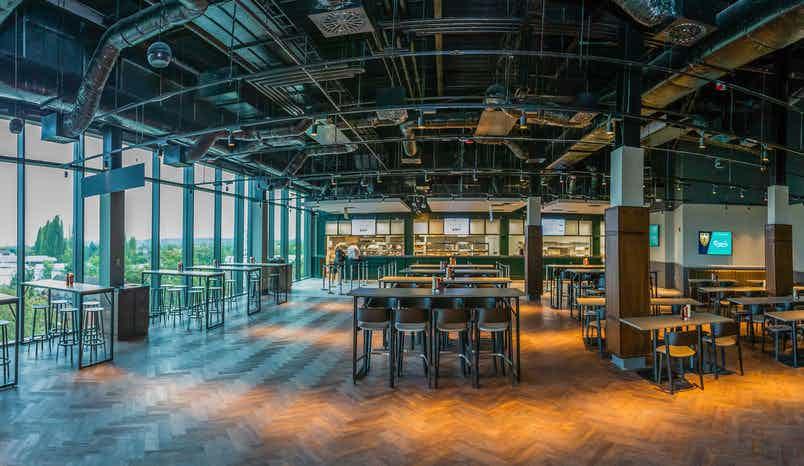 The Clubhouse Bar & Kitchen, Twickenham Stadium