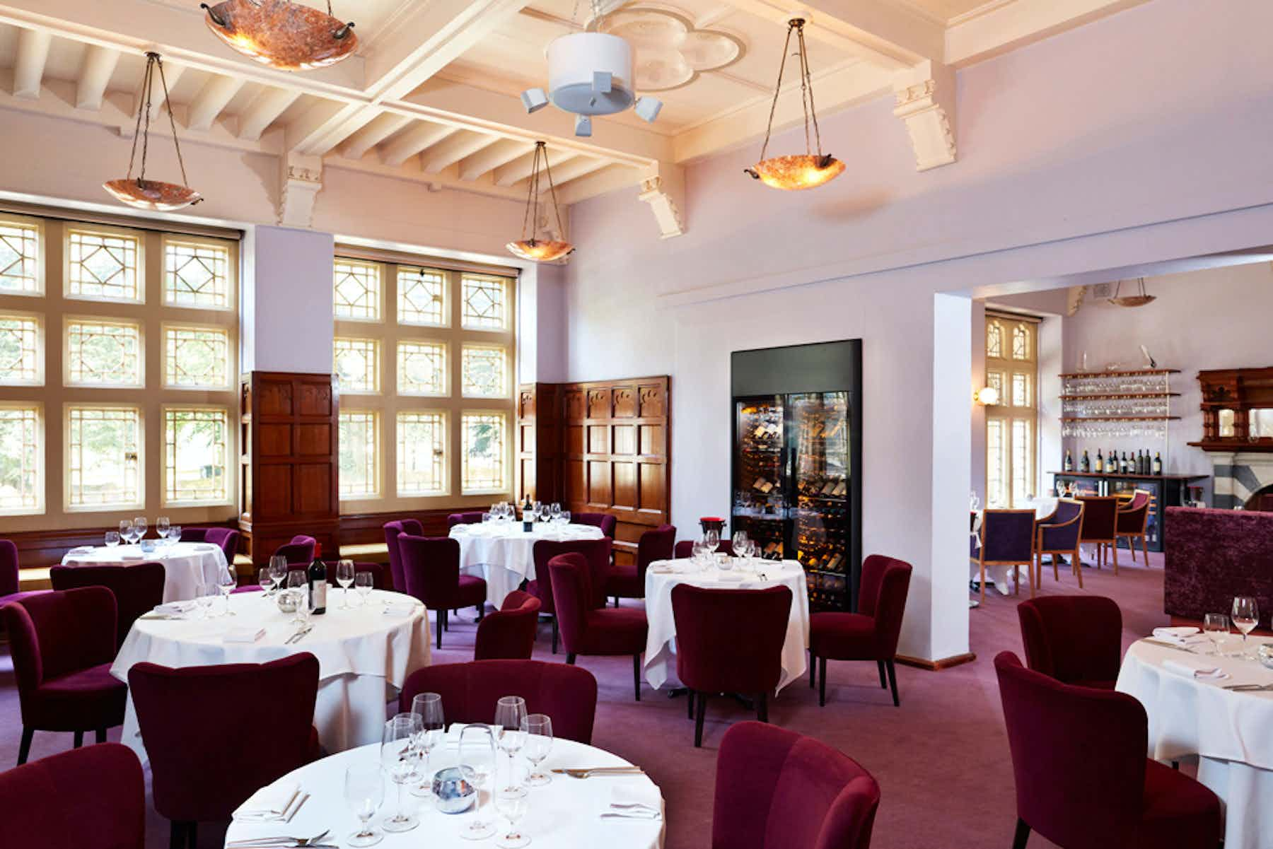 Burges Restaurant, Park House Restaurant & Fine Wine Bar