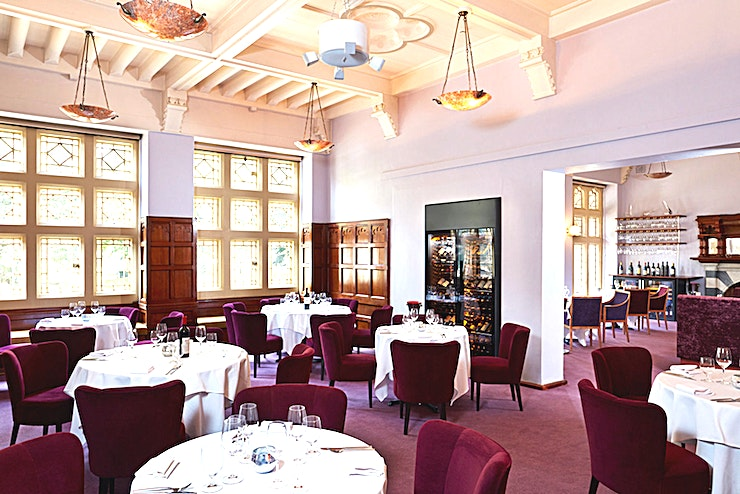 Burges Restaurant **Hire the Burges Restaurant for a private dining Space with an exclusive ambience**  This private dining room creates the heart and soul of Park House Restaurant & Fine Wine Bar,  This Space can
