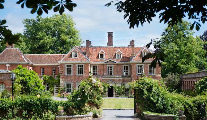 The Mountbatten Room, Lainston House
