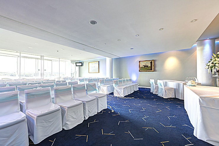 The Boardroom **Epsom Downs Racecourse offers The Boardroom for beautiful events for all occasions**