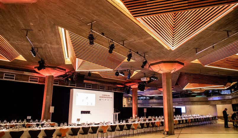 Queen Elizabeth Hall Foyer , Southbank Centre