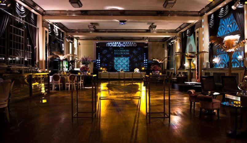 The Ballroom, The Bloomsbury Ballroom