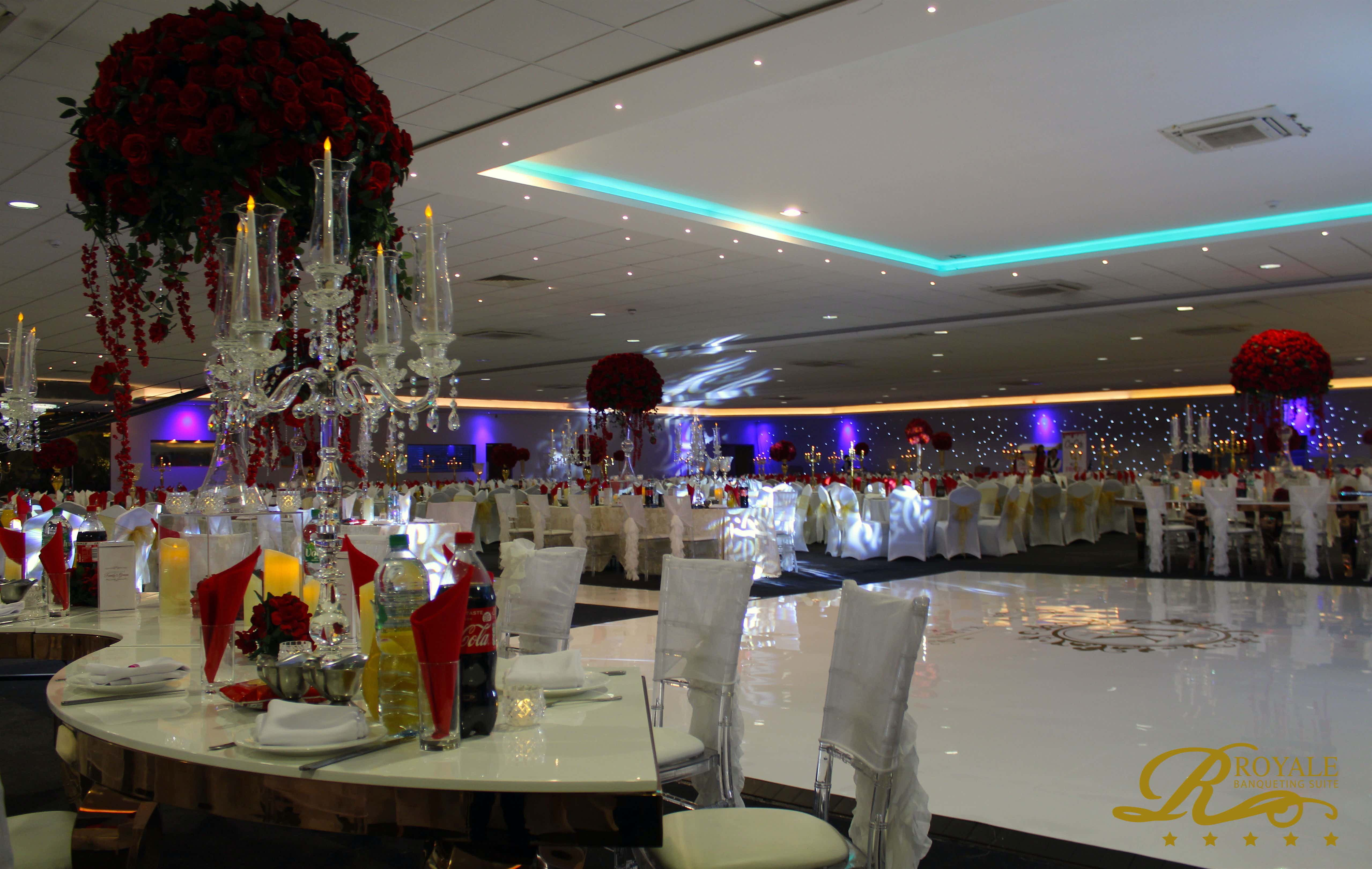 Christmas and New Years at Royale Banqueting Suite, Royale Banqueting Suite Incorporating Royal Corporate Events
