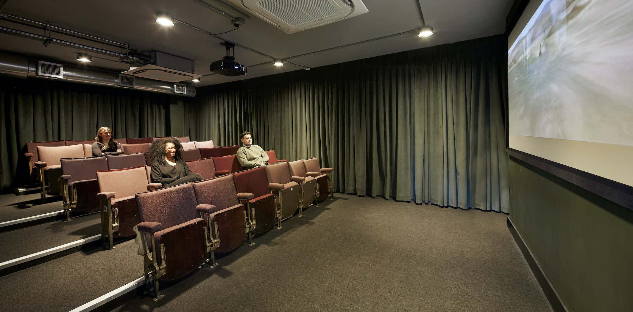 Screening Room, Henry Wood House, TOG Event Spaces