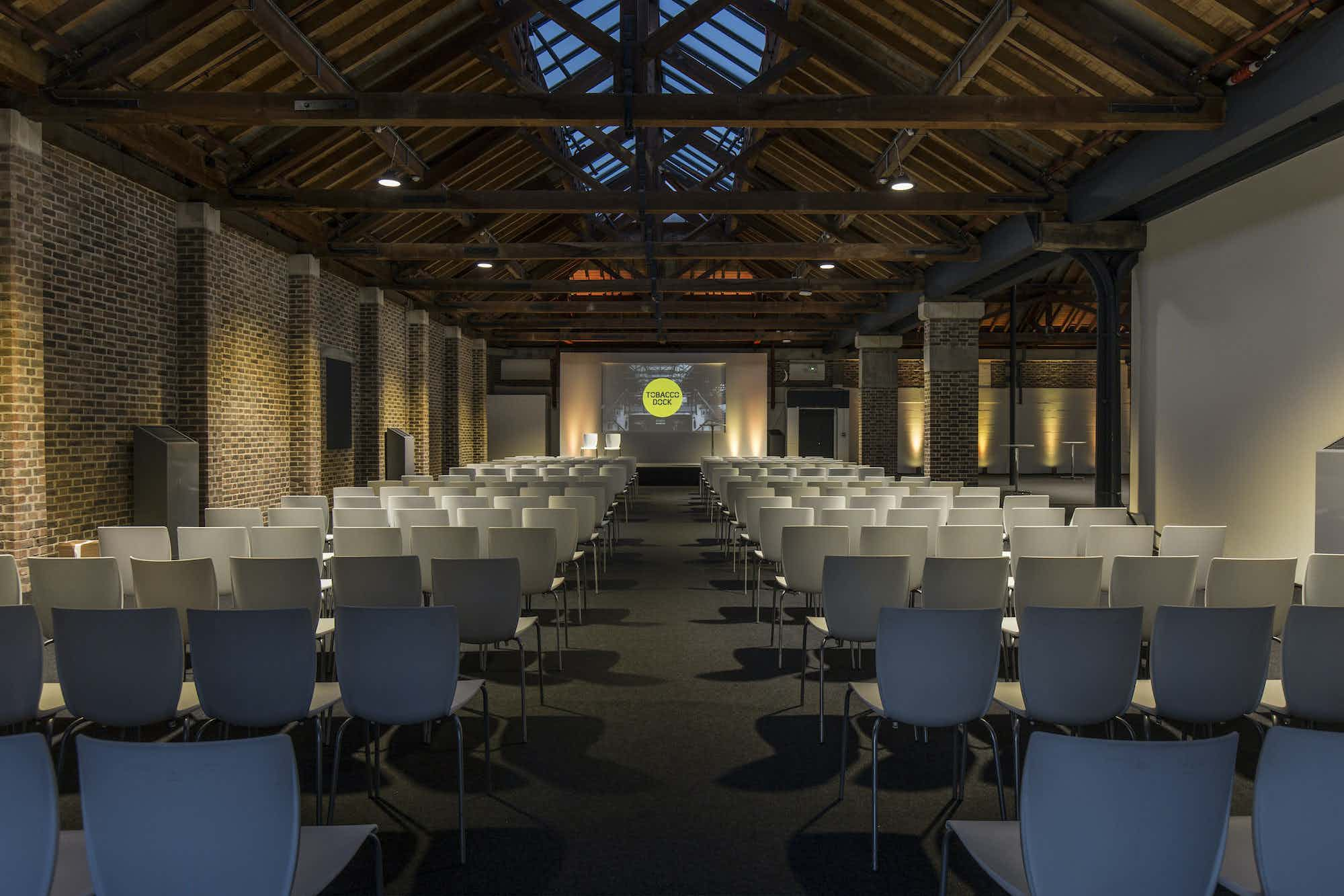 The Dock Gallery, Tobacco Dock