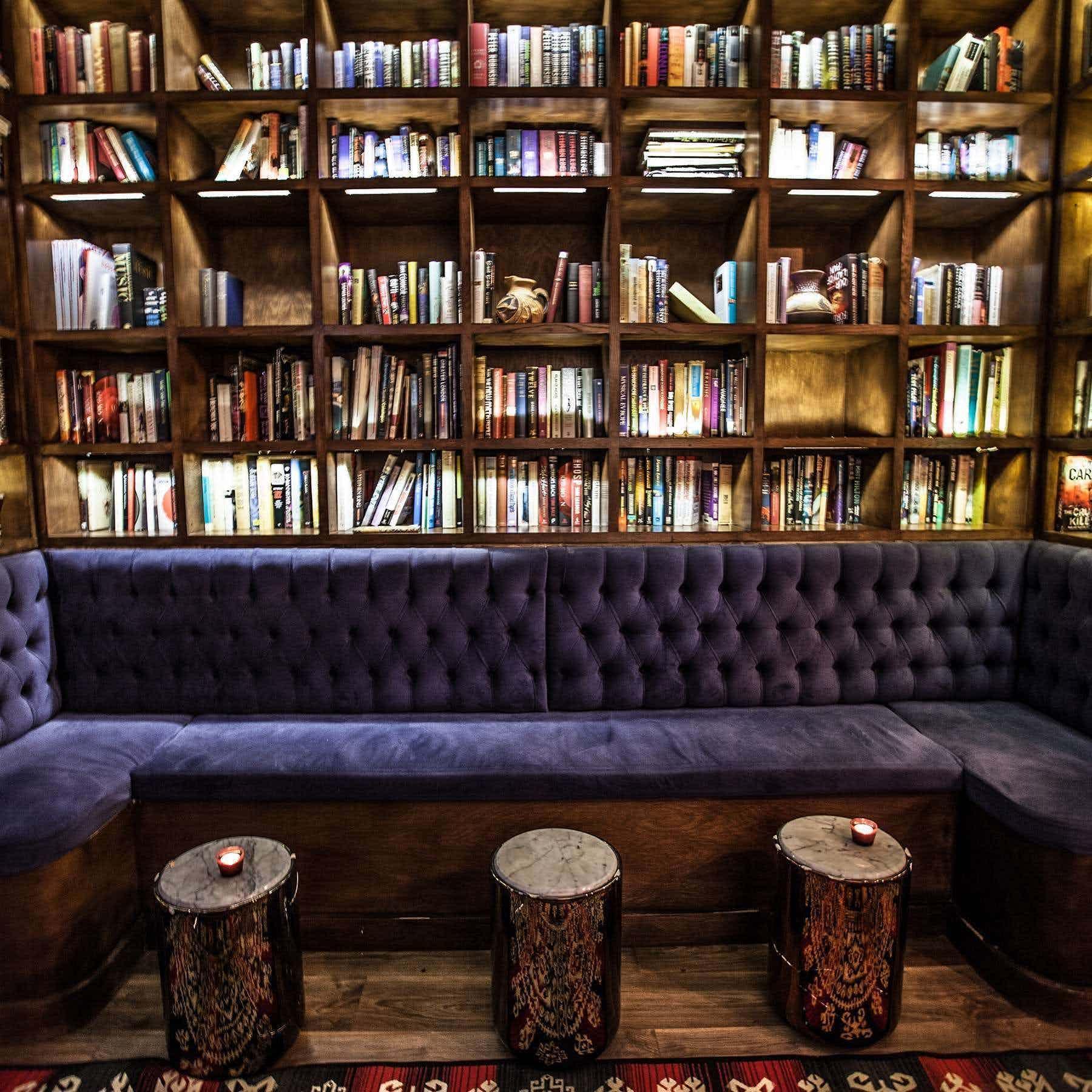 Mezzanine 1 , LIBRARY
