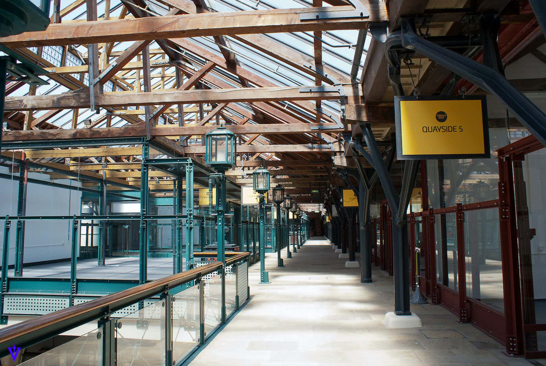 The Quayside Breakouts, Tobacco Dock