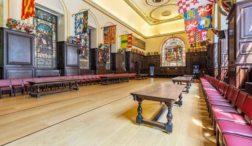 Main Hall, Stationers' Hall