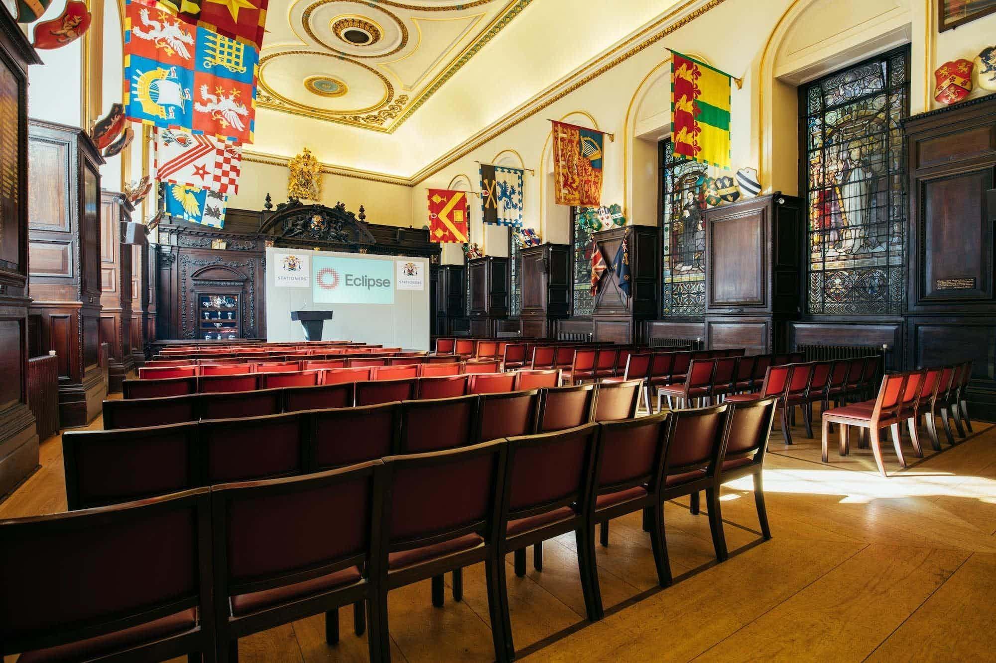 Main Hall, Stationers' Hall