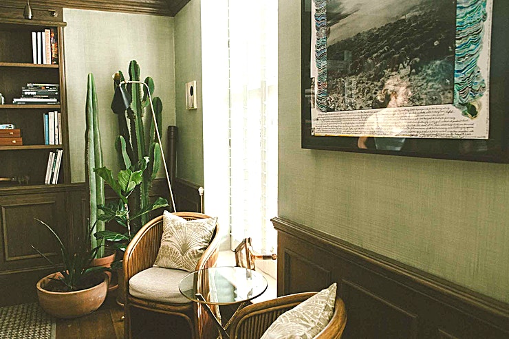 Voyager Room **Venue hire in London doesn't get any more luxurious than Voyager Room at South Kensington Club.**