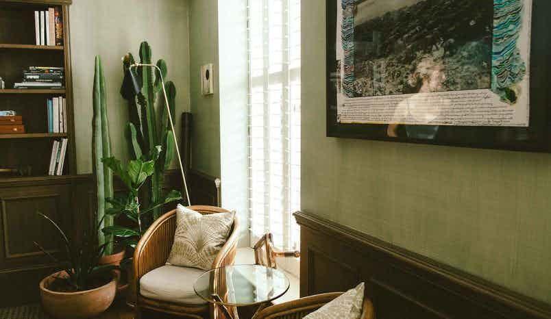Voyager Room, South Kensington Club