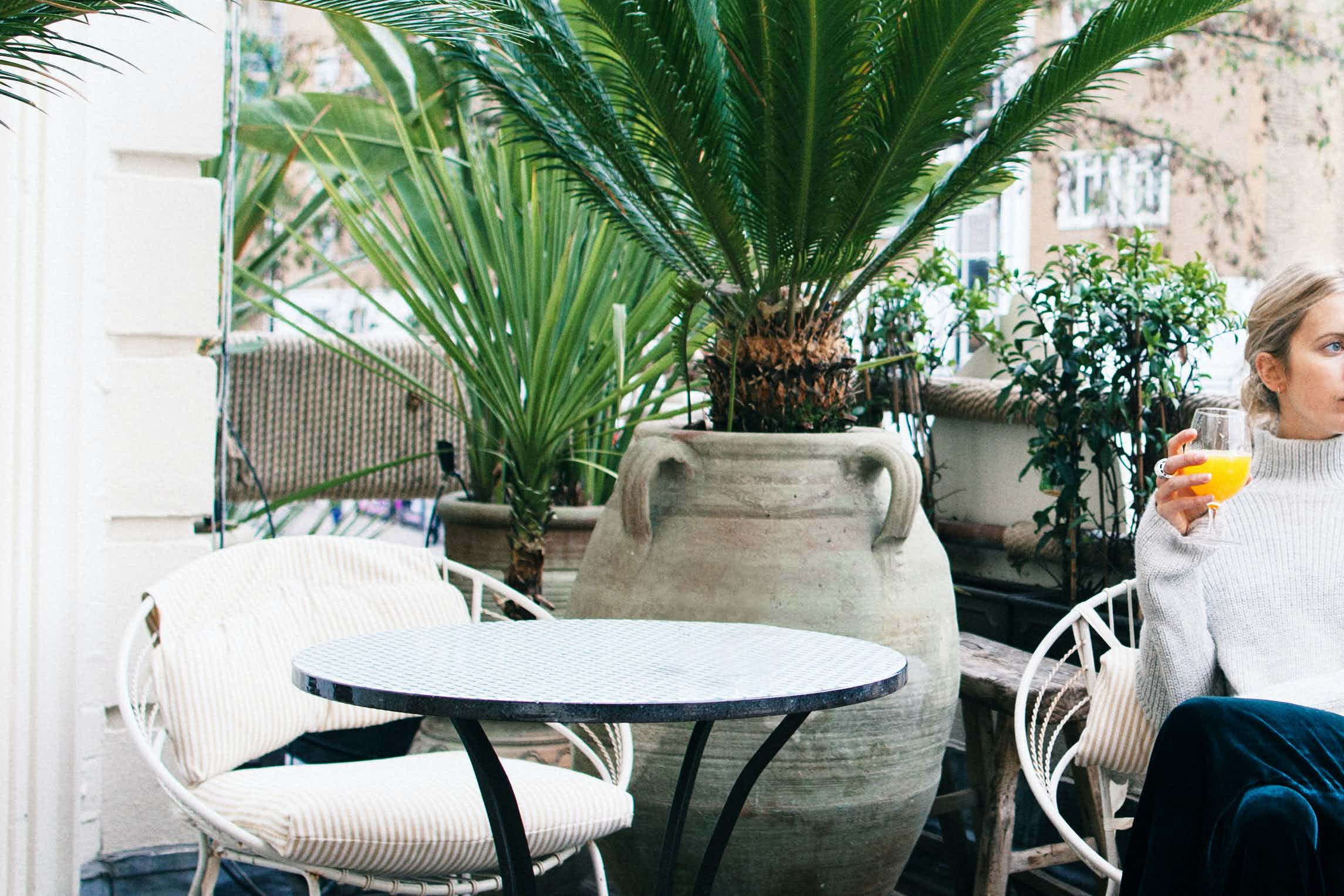 Terrace, South Kensington Club