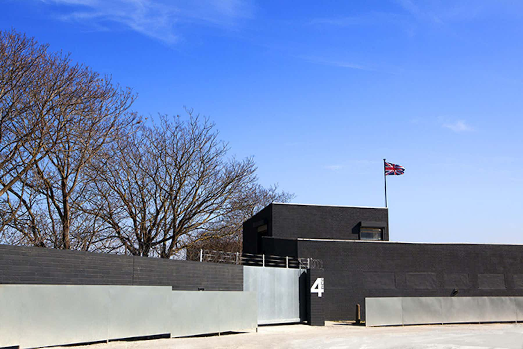 Outside Area, Bow Bunker