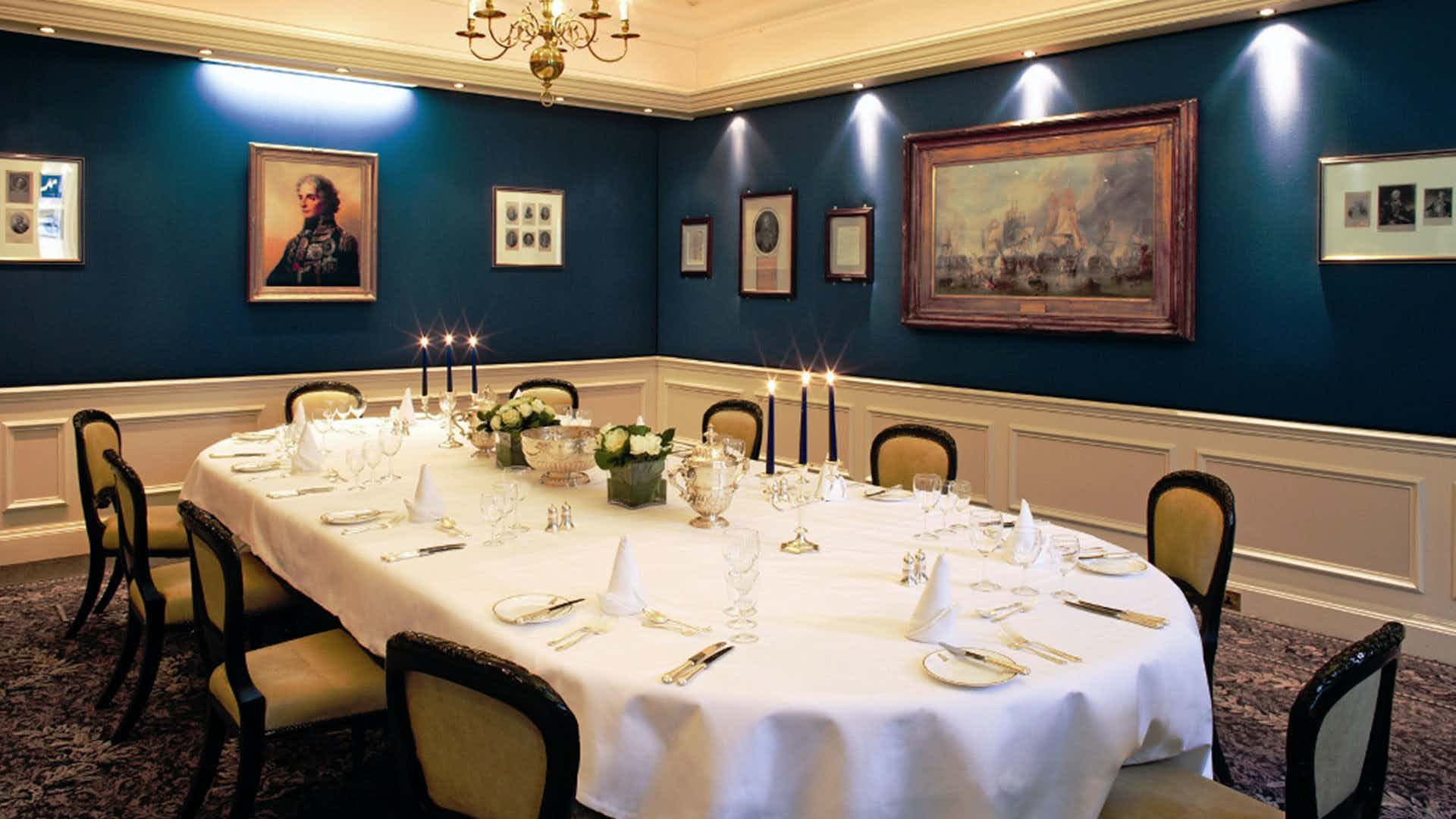 Nelson Room, The Army & Navy Club