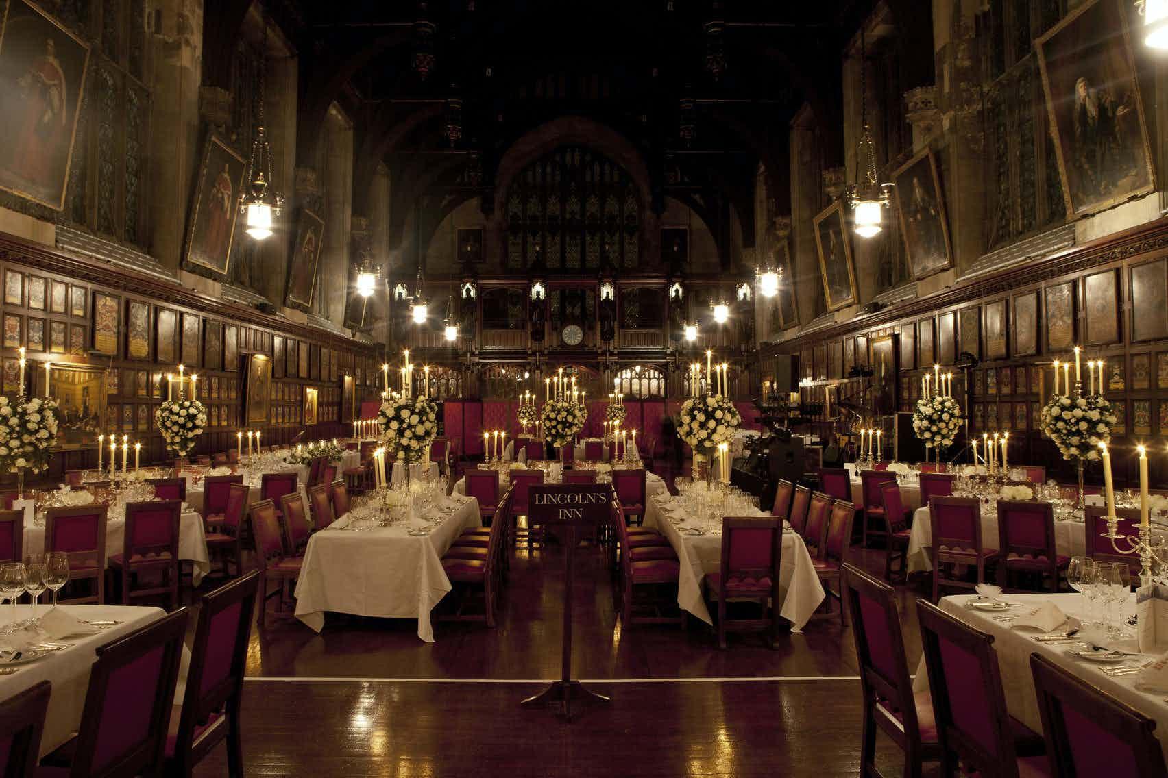 Great Hall, Lincoln's Inn