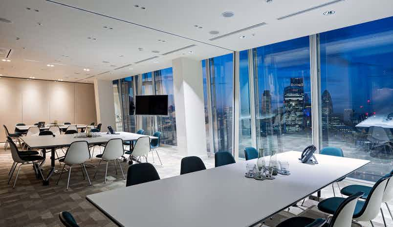 Large Meeting Room, The Shard, TOG Event Spaces