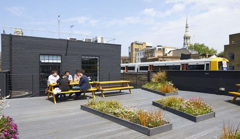 Rooftop, Black & White, TOG Event Spaces