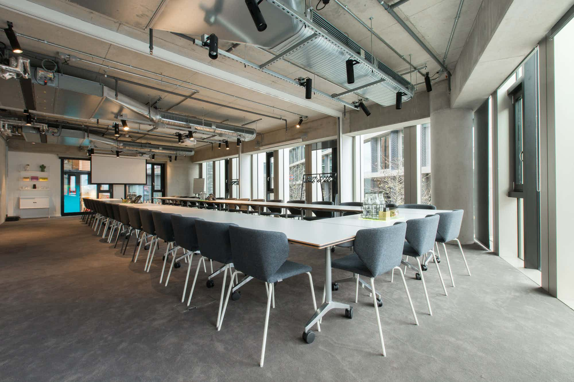 Large Meeting Room, The Stanley Building, TOG Event Spaces