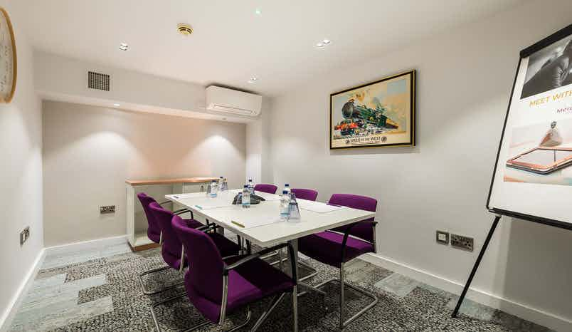 Pullman Suite, Mercure London Paddington