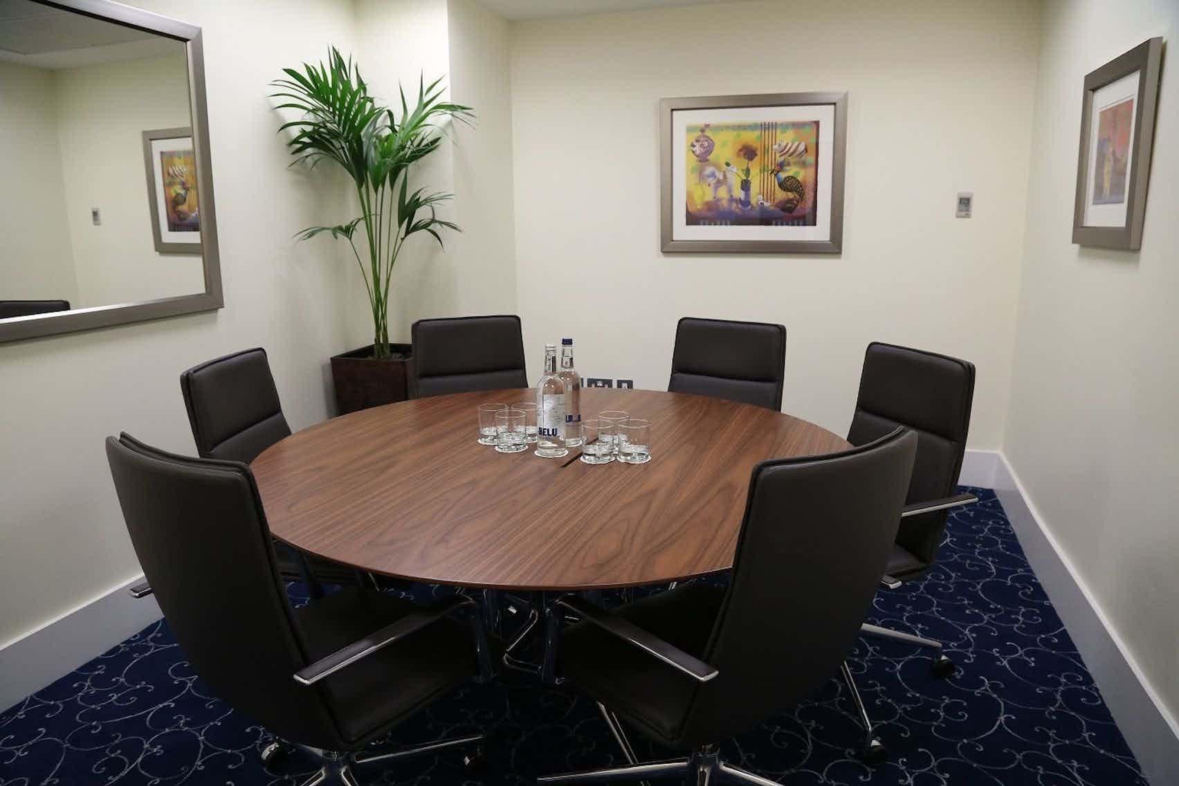 Meeting Room 2, The Argyll Club, 67 Grosvenor Street