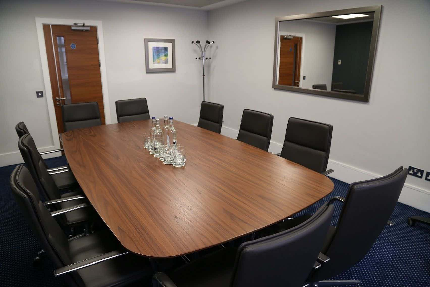Meeting Room 1, The Argyll Club, 67 Grosvenor Street