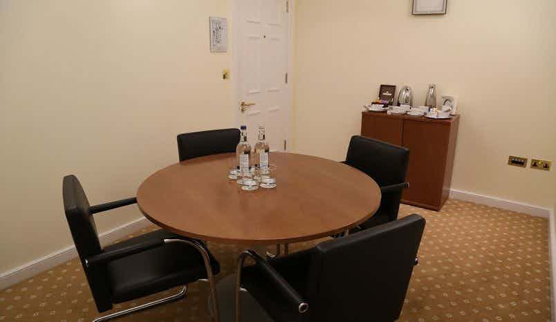 Meeting Room 2, The Argyll Club, 78 Pall Mall