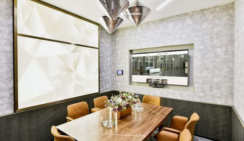 Ganton Room, The Argyll Club, 30 Broadwick Street