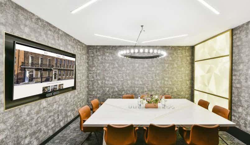 Wardour Room, The Argyll Club, 30 Broadwick Street