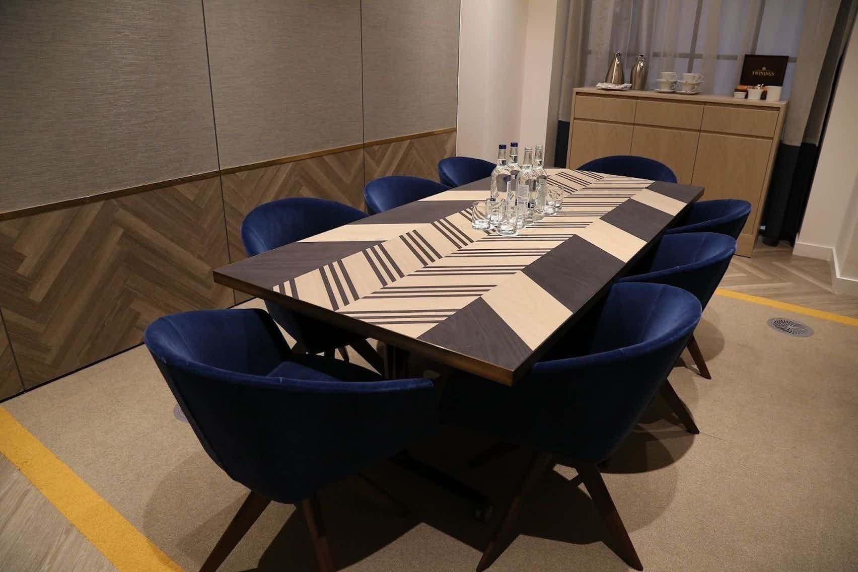 Pelham Room, The Argyll Club, Michelin House