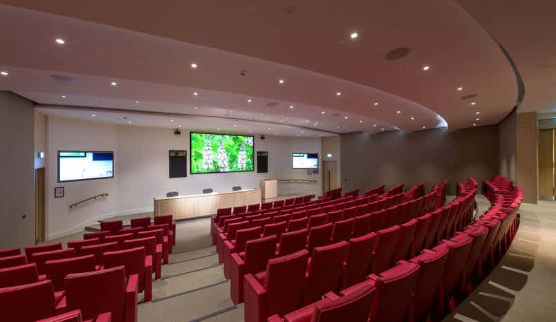 Turing Lecture Theatre, IET London: Savoy Place