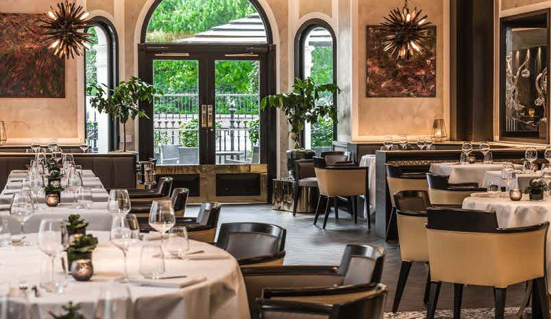Brunello Bar and Restaurant, Baglioni Hotel London