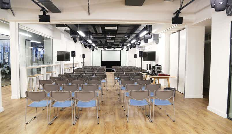 Conference room, Cocoon Space