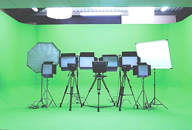 TV and Broadcast Studio **Hire the TV and Broadcast Studio at Southall Studios in London.**