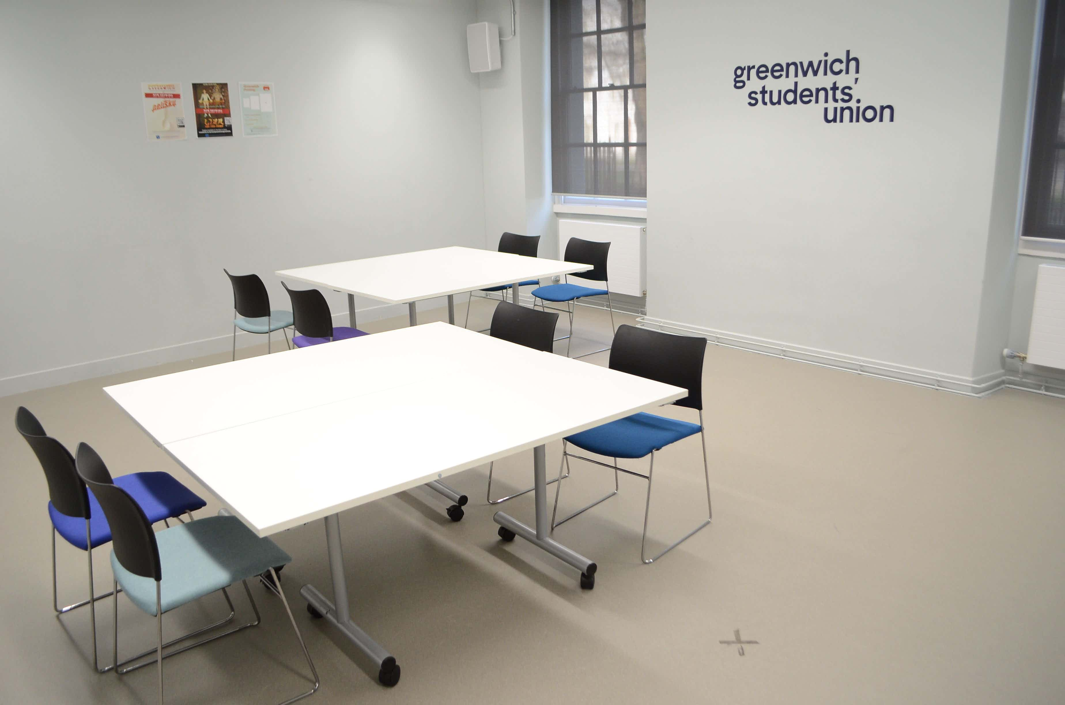 Large Meeting Room, Dreadnought Building