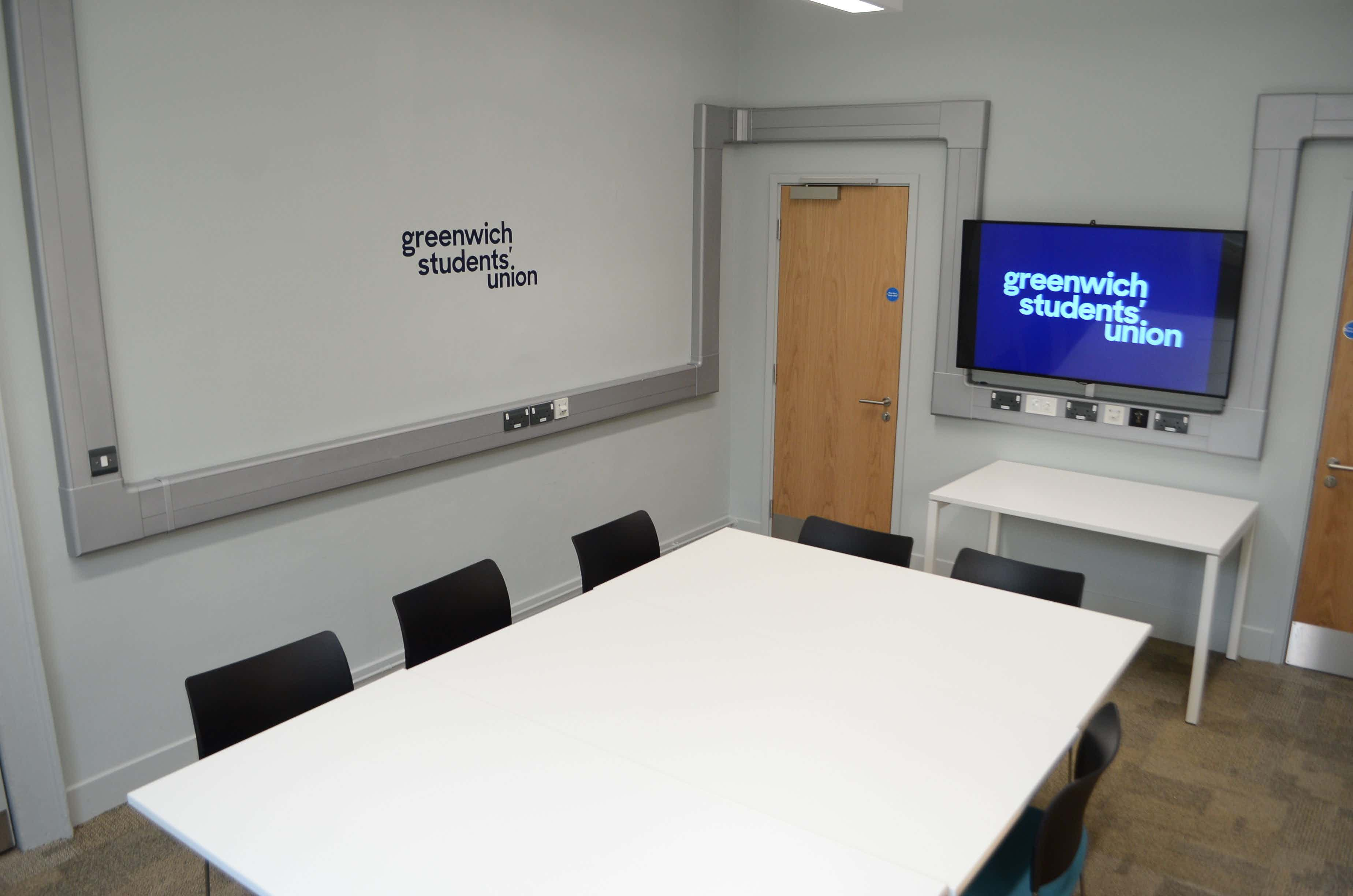Medium Meeting Room, Dreadnought Building