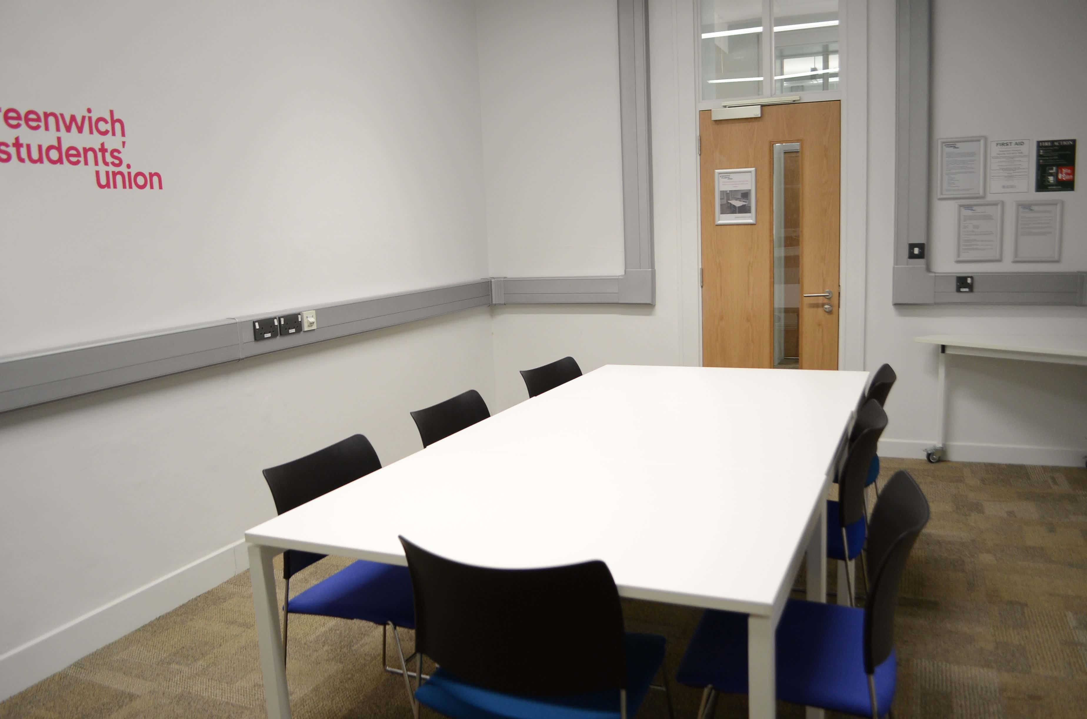 Small Meeting Rooms, Dreadnought Building