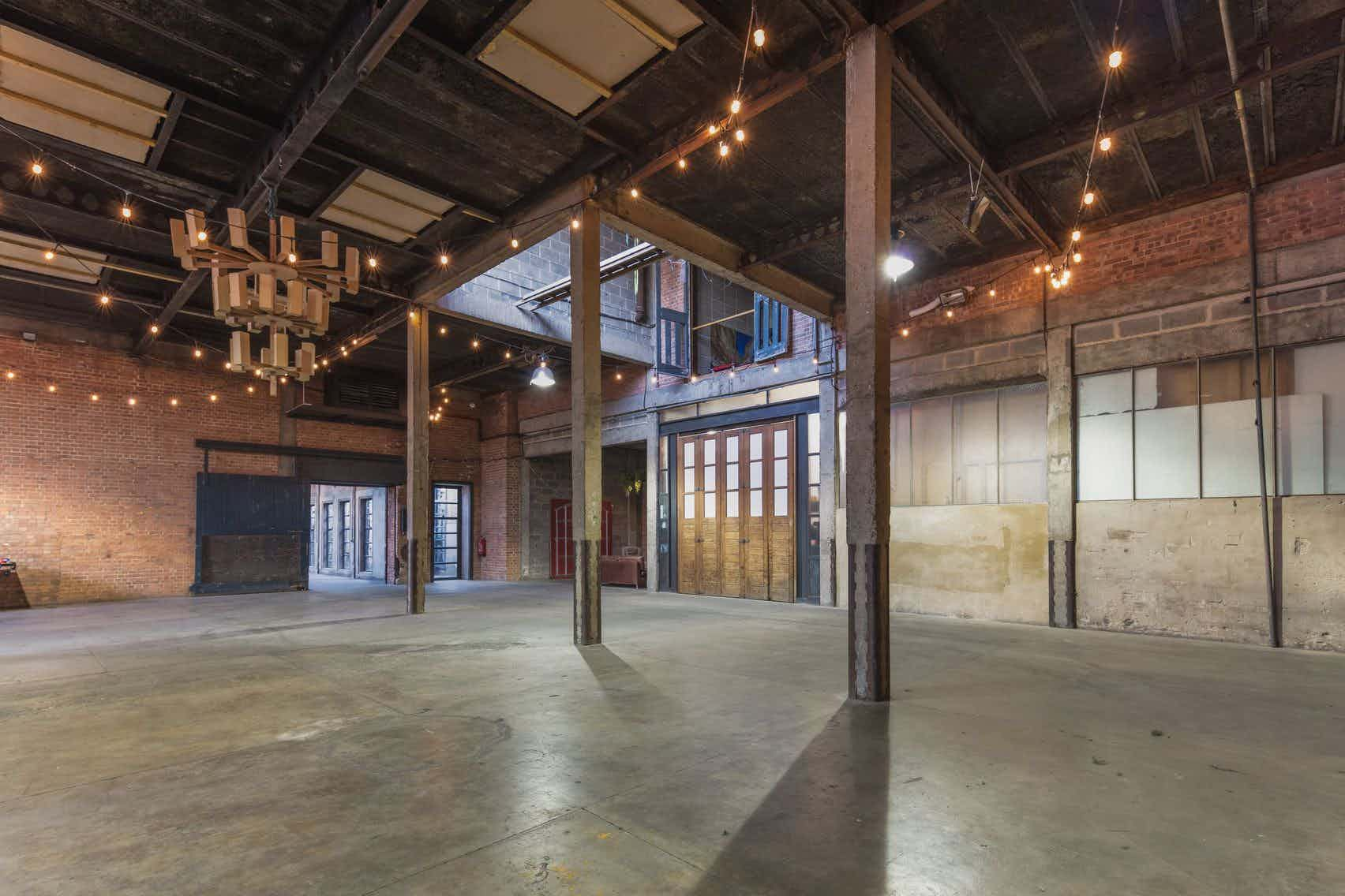 Event space two, Hoxton Docks