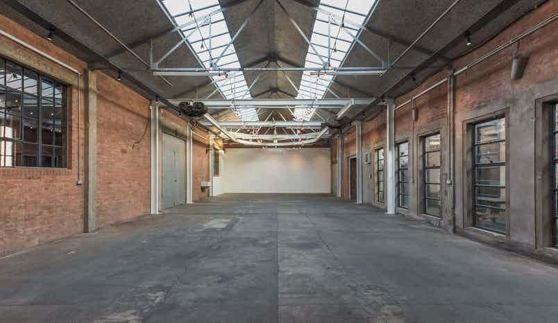 Atrium, Hoxton Docks