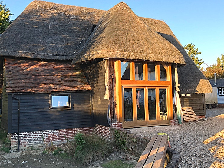 Hertfordshire Barn and Farmhouse **Looking for a beautiful country escape to treat your team to a weekend away from the hustle and bustle of the City? Welcome to the Hertfordshire Barn and Farmhouse at The Thatched Barn.**  Get some headspace in this 16th-century barn or cosy up in front of the fire in The Farmhouse.  This amazing country venue to hire is set in two acres of gardens we can also include some team building activities, from bread making to axe throwing!  This country venue to hire is perfect for team weekend aways, workshops, weddings and much more.  Message the Host directly for more information on this amazing country escape location.