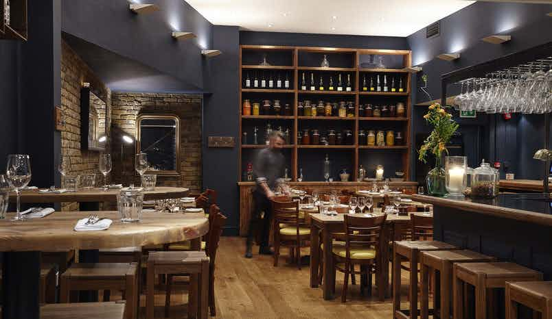 Mezzanine, Clifford's Restaurant & Bar