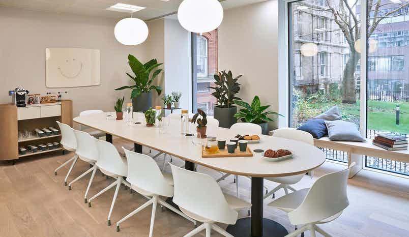 Meeting Room #2, Meet in Place