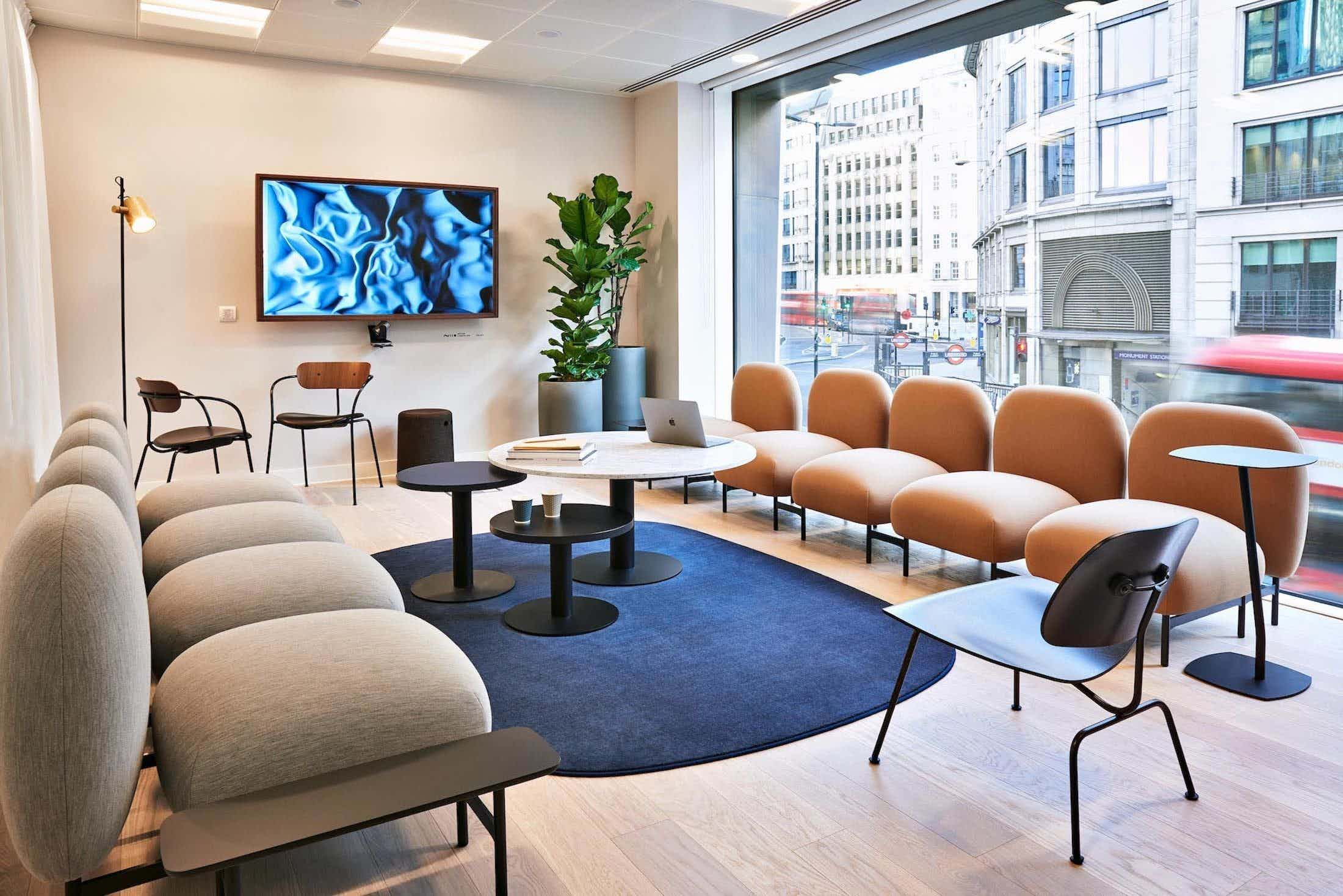 Meeting Room # 16, Meet in Place