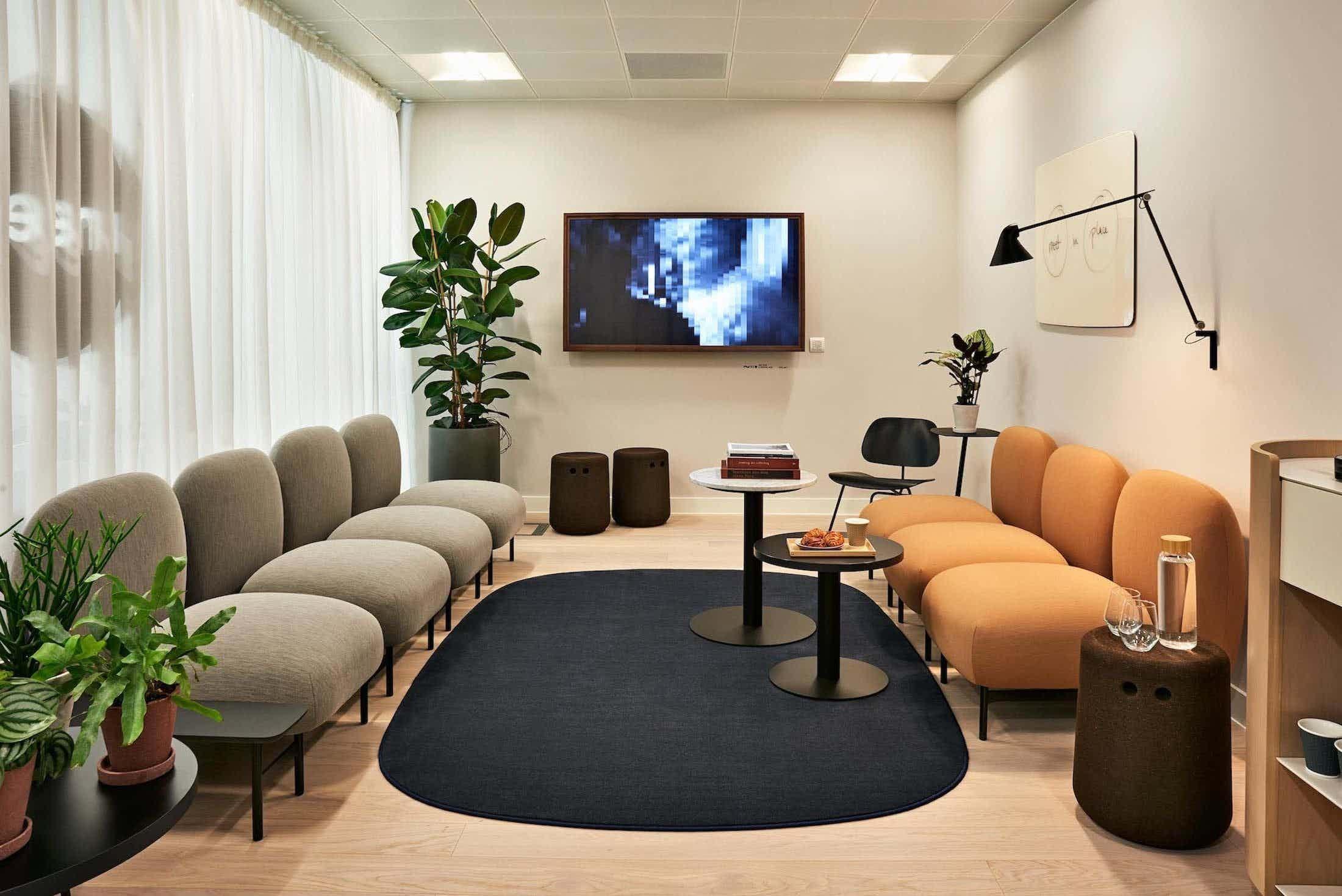 Meeting Room  #1, Meet in Place